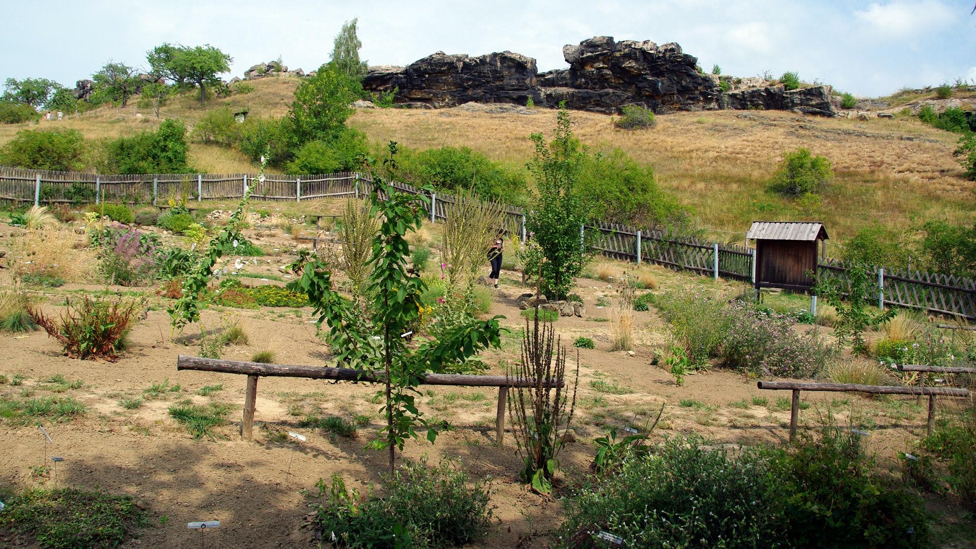 Teufelsmauergarten