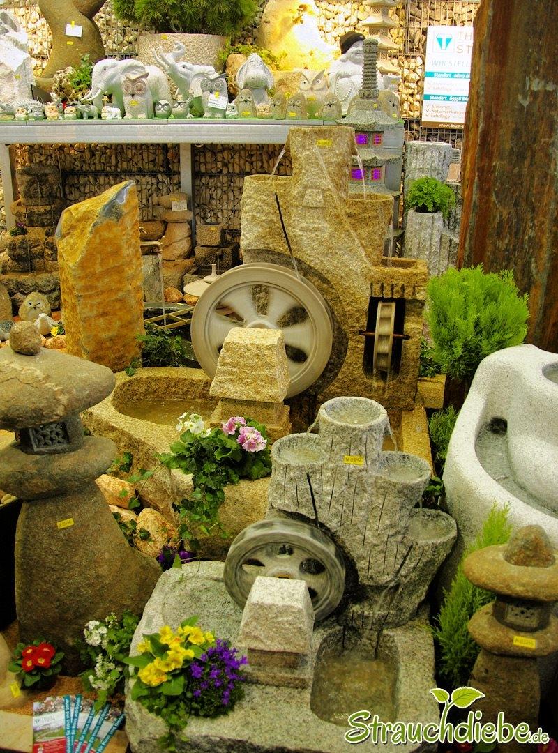 Wunderschöne Steinarbeiten