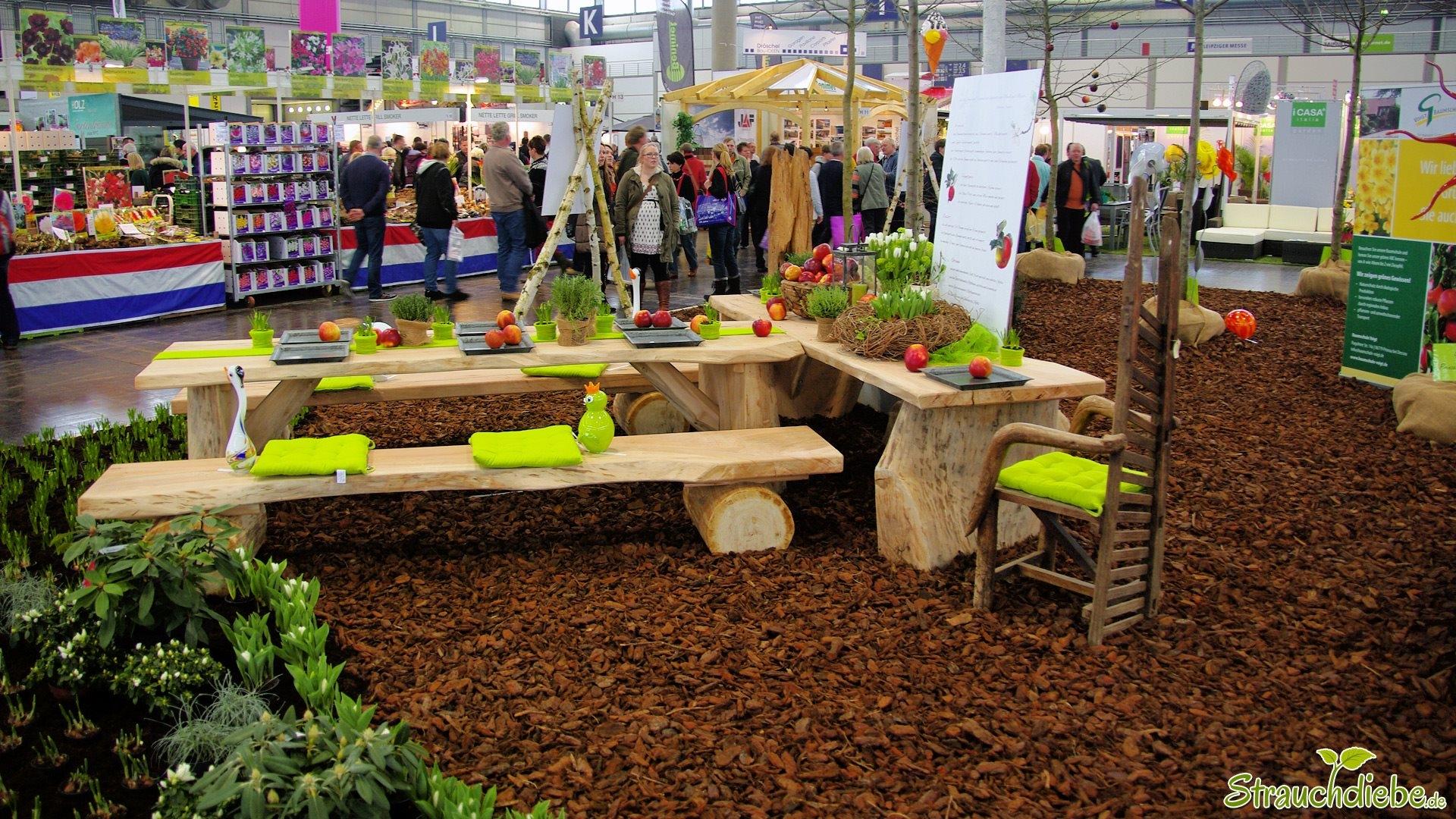 Schöne Holzmöbel