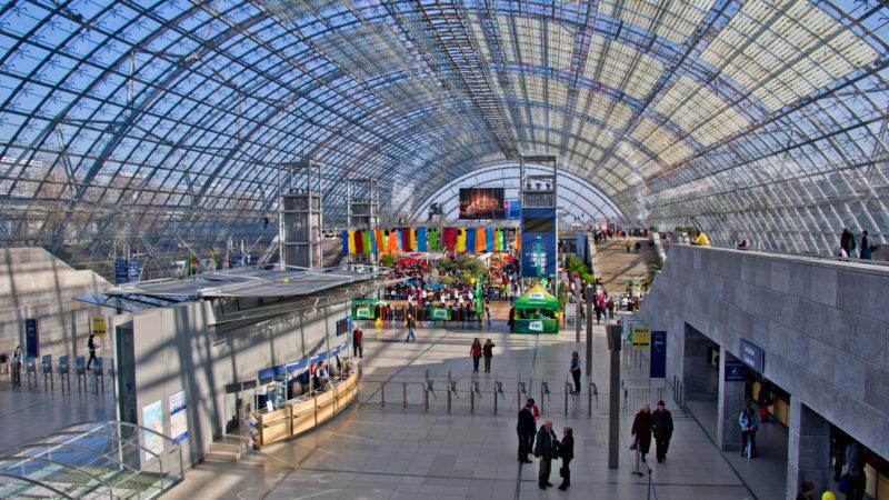 Haus-Garten-Freizeit 2017, Messe Leipzig