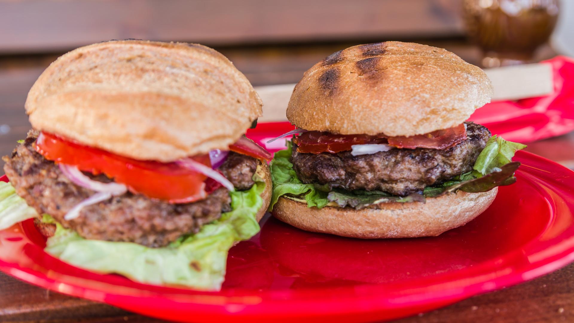 Leckere hamburger strauchdiebe - Gartenarbeiten im mai ...